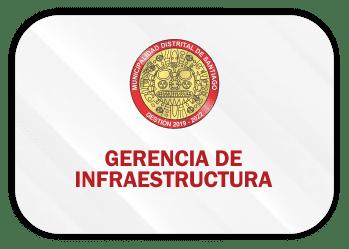 gerencia de infraestructura