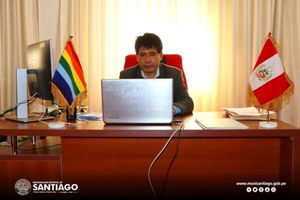 REUNIÓN TÉCNICA DE COORDINACIÓN CON MIRAS A LA CAMPAÑA DE LIMPIEZA Y DESCOLMATACIÓN DEL RIO HUATANAY
